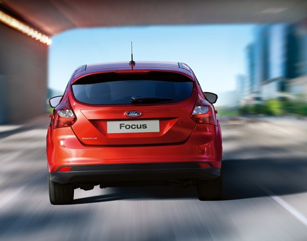 Ford Focus - Thiết Kế