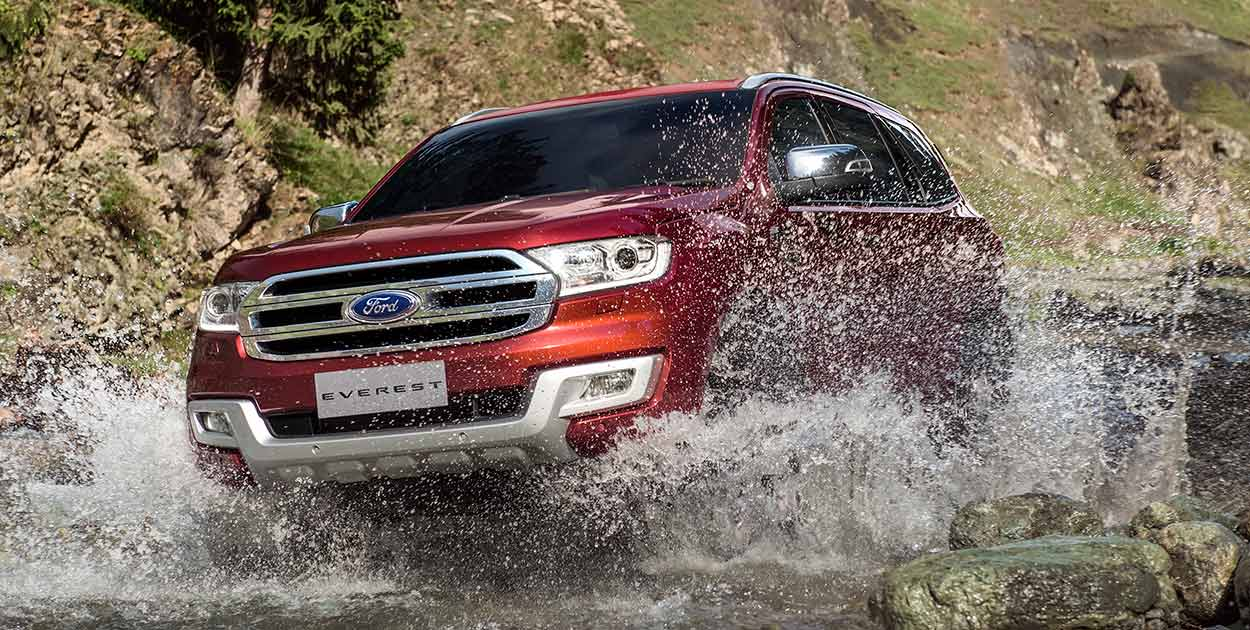 Ford Everest Titanium 2.0L AT 4x2