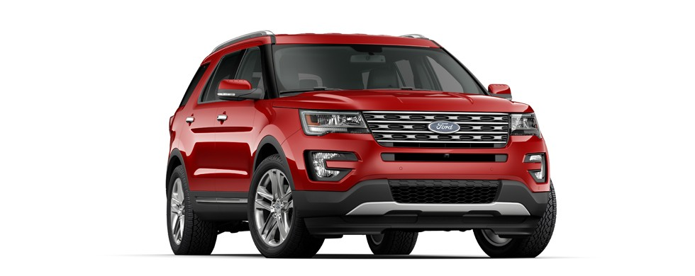 Ford Explorer 2.3L Ecoboost Limited 4x4 AWD 2