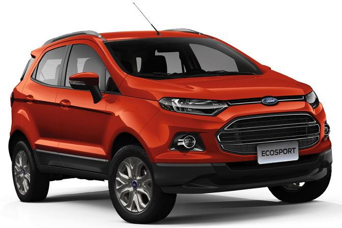 Ford EcoSport Titanium Black 1.5L AT