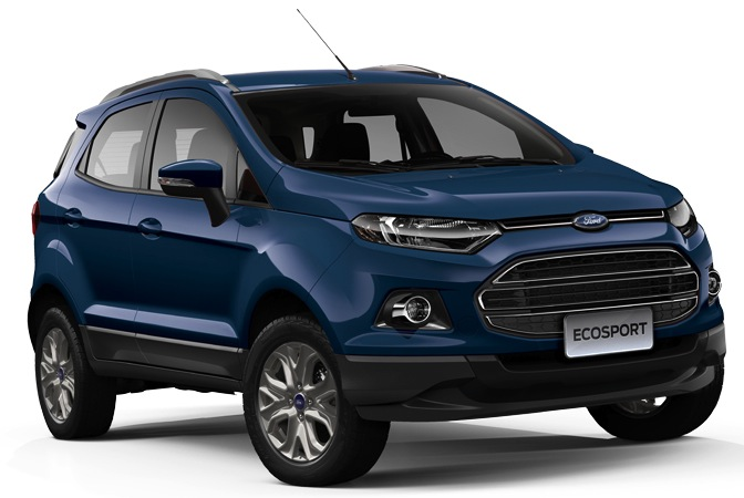 Ford EcoSport MT Trend 2