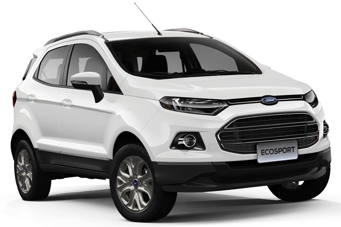 Ford EcoSport MT Trend 8