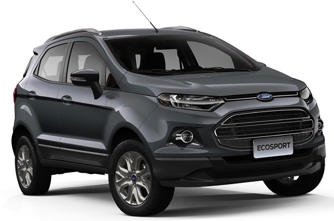 Ford EcoSport MT Trend 6