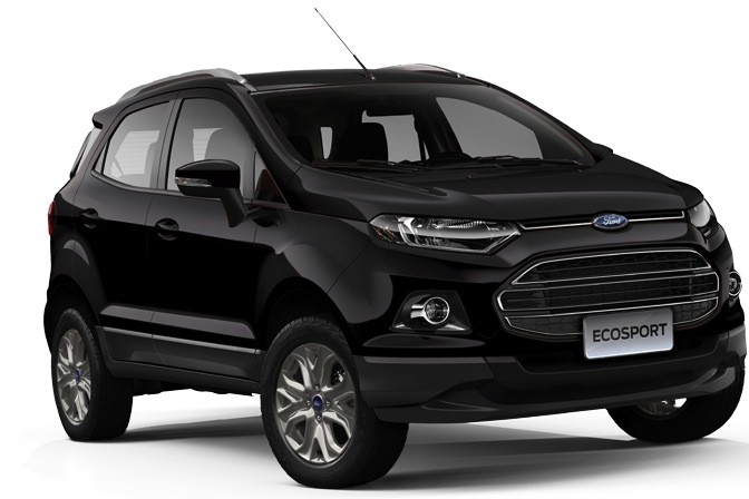 Ford EcoSport MT Trend 3