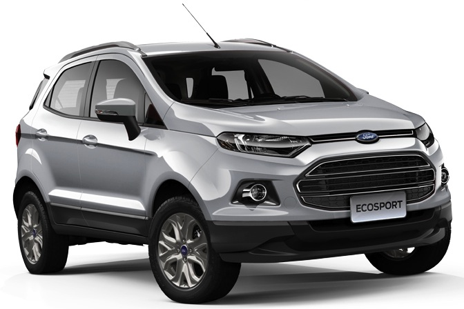 Ford EcoSport MT Trend 7