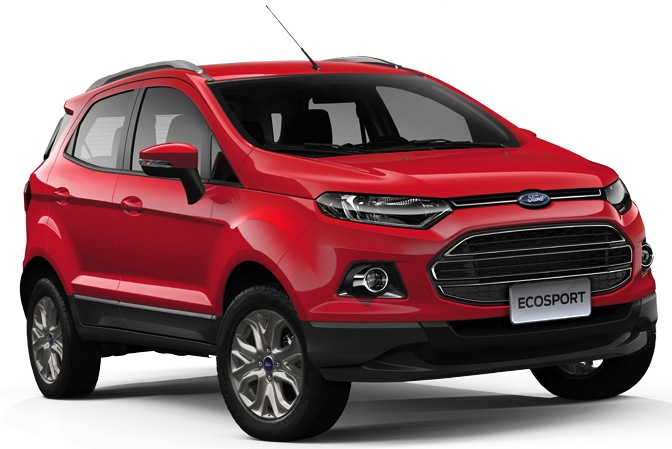 Ford EcoSport MT Trend 4