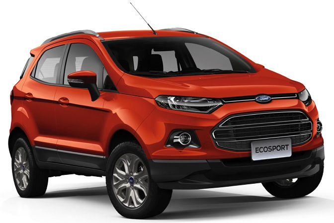 Ford EcoSport MT Trend