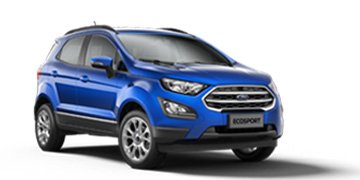 Ford EcoSport 1.5L AT Trend  1