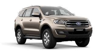 Ford Everest Ambiente 2.0L AT 4x2  1