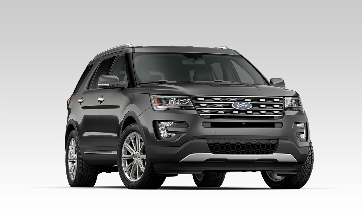 Ford Explorer 2.3L Ecoboost Limited 4x4 AWD 4