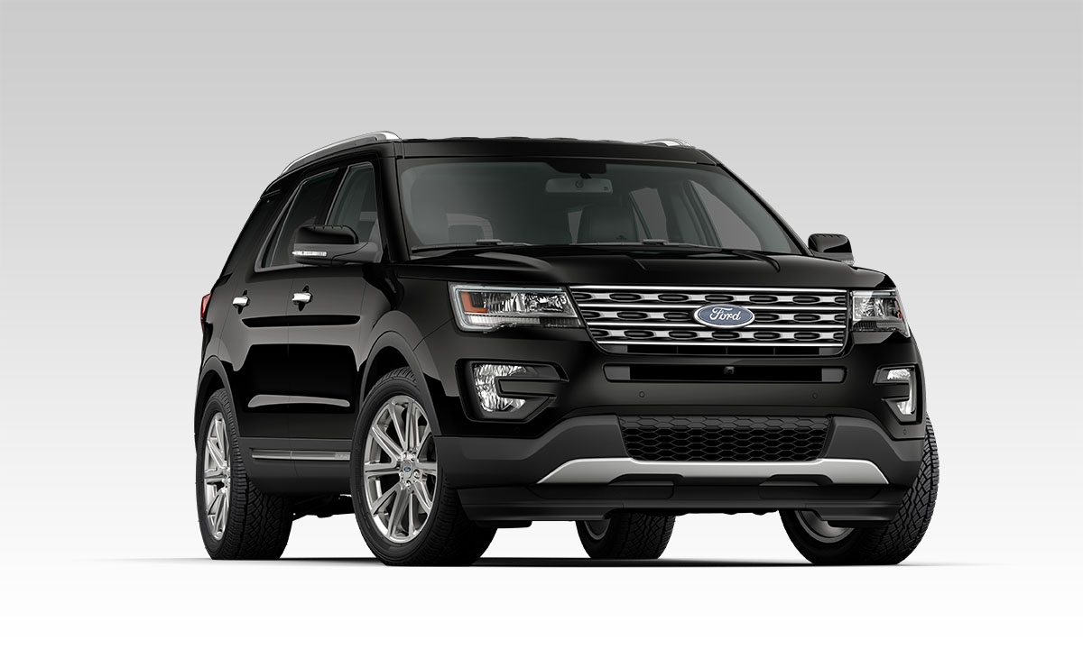 Ford Explorer 2.3L Ecoboost Limited 4x4 AWD 3