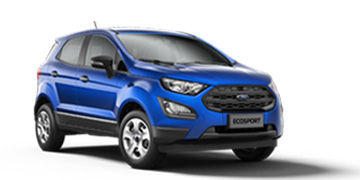 Ford EcoSport MT Ambiente 1