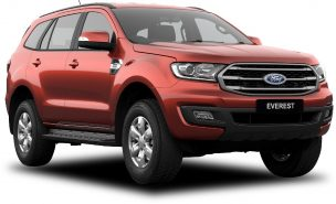 Ford Everest Ambiente 2.0L MT 4x2  1