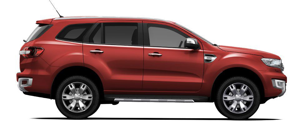 Ford Everest 2.2L Titanium 4x2 AT 1