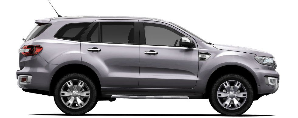 Ford Everest 2.2L Trend 4x2 AT