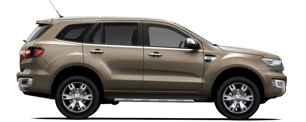 Ford Everest Trend 2.0L AT 4x2  5