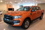 Ford Ranger Wildtrak 2.2L AT 4x4 1