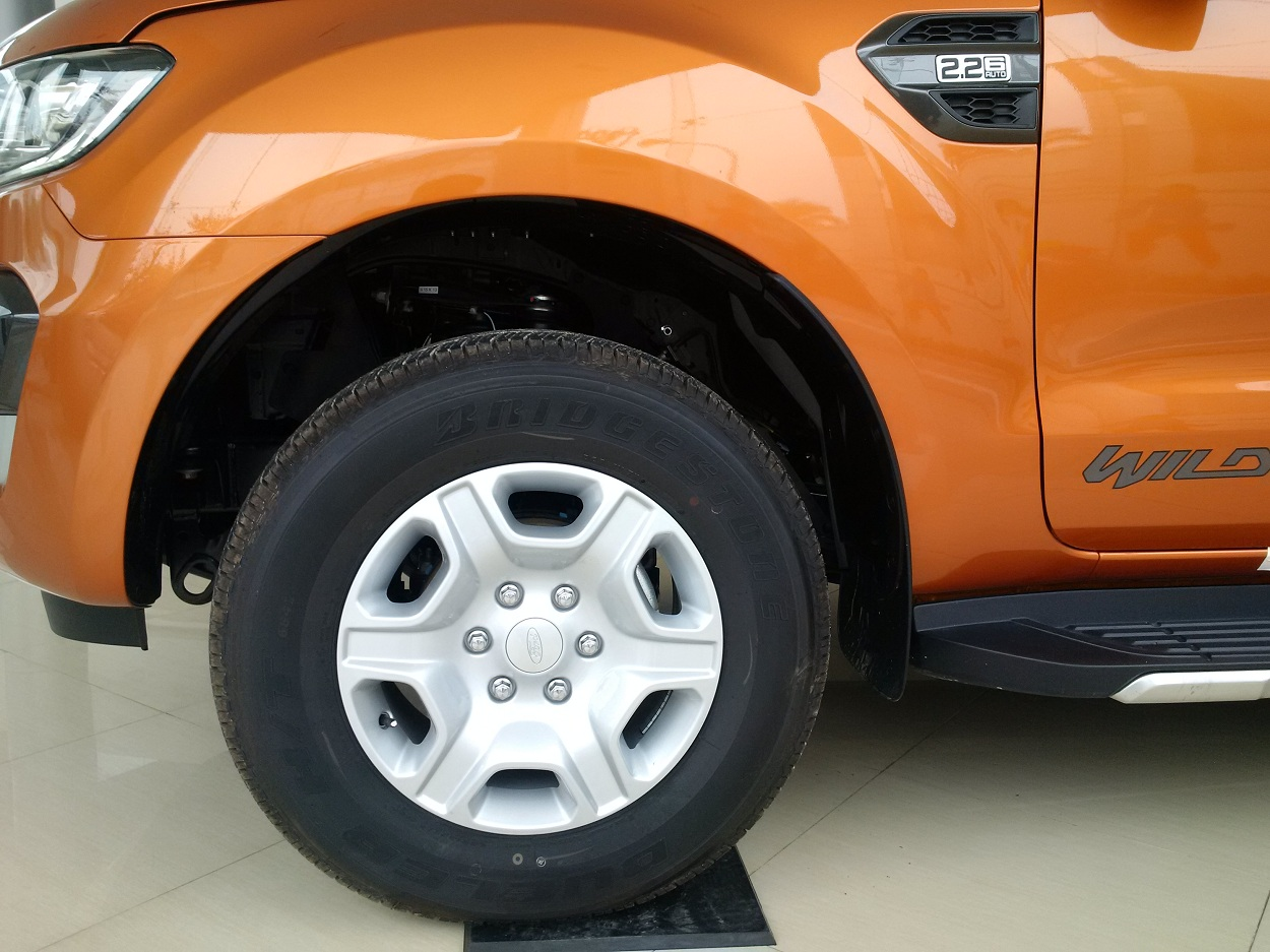 Ford Ranger Wildtrak 2.2 AT 4x2