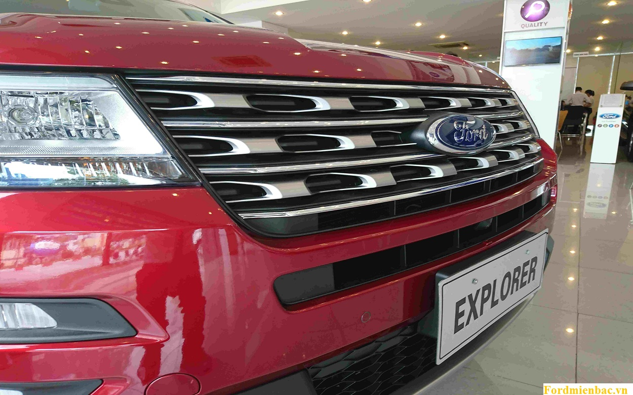 Ford Explorer 2.3L Ecoboost Limited 4x4 AWD