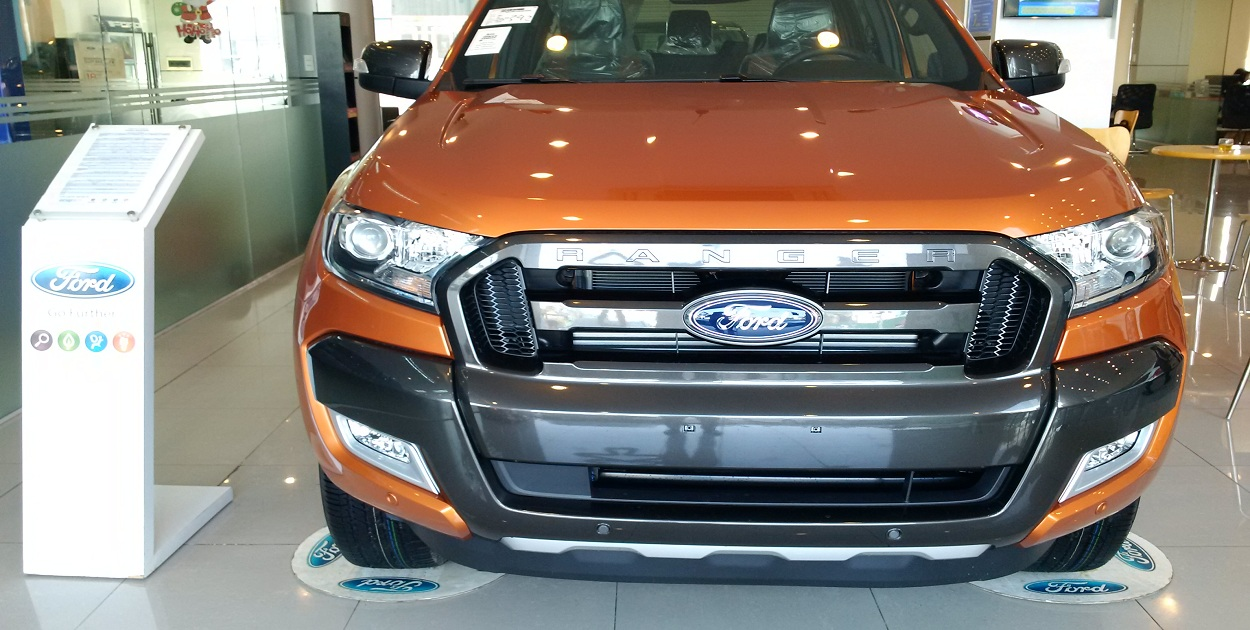 Ford Ranger Wildtrak 3.2 AT 4x4