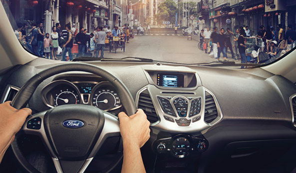 Ford EcoSport 1.5L MT Ambiente