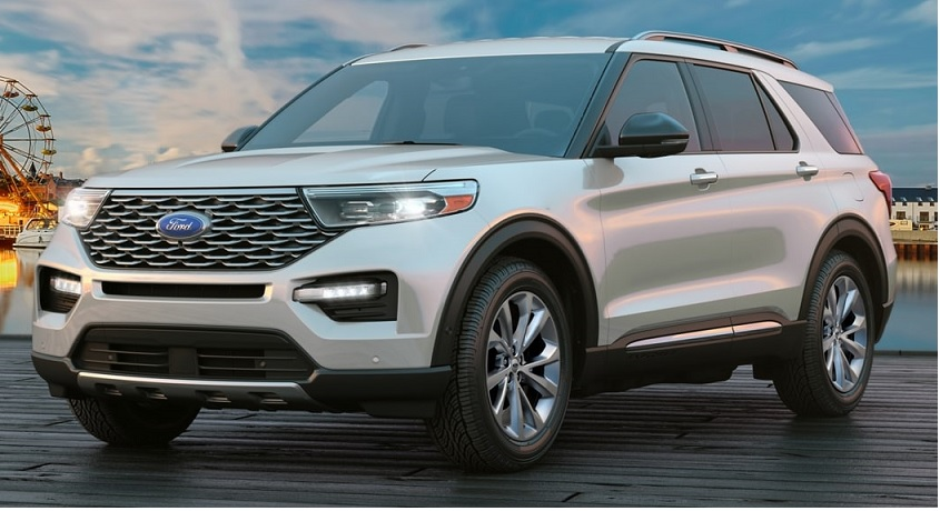 Ford Explorer Limited 2.3L Ecoboost AWD